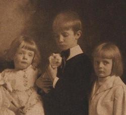 Teddy Roosevelt's Children
