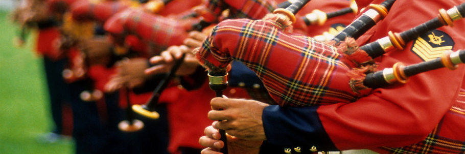 The Piper of Dundee