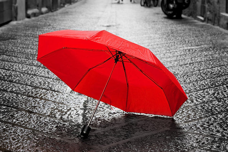 The Highlandman's Umbrella
