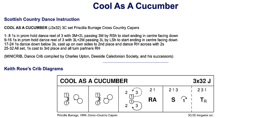 Cool as a Cucumber