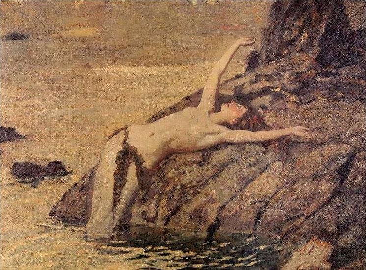 The Kelpie of Loch Coruisk