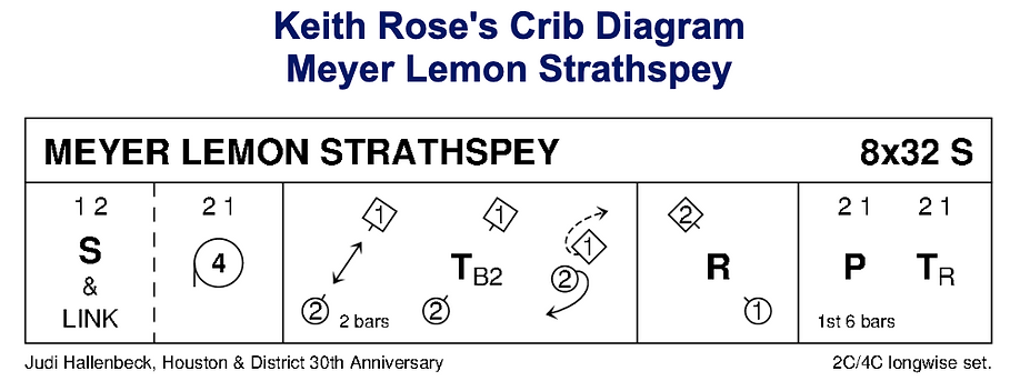 Meyer Lemon Strathspey