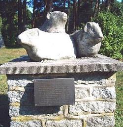 Guinea Pig Monument