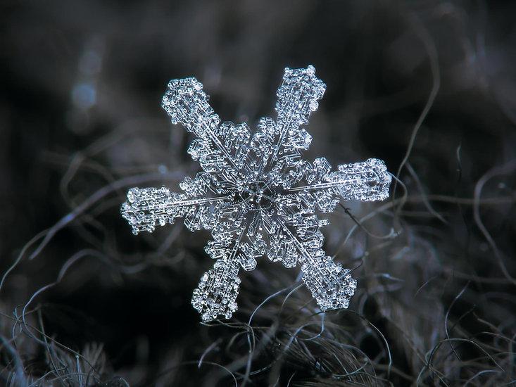 The Snowflake Strathspey