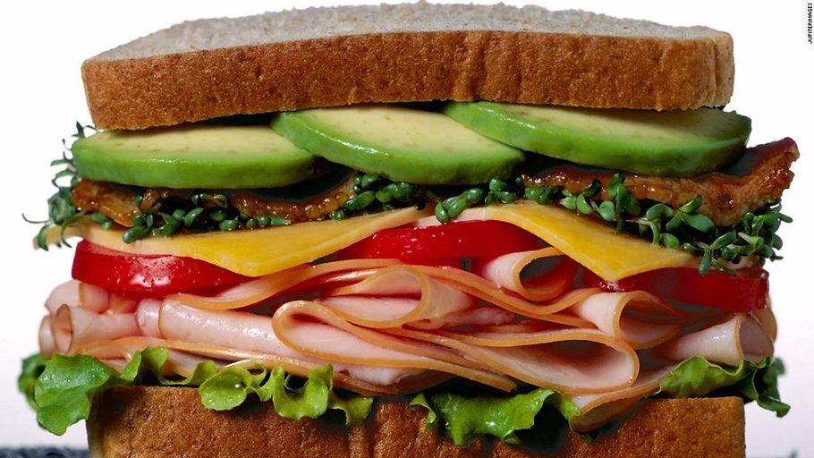 The Strathspey Sandwich