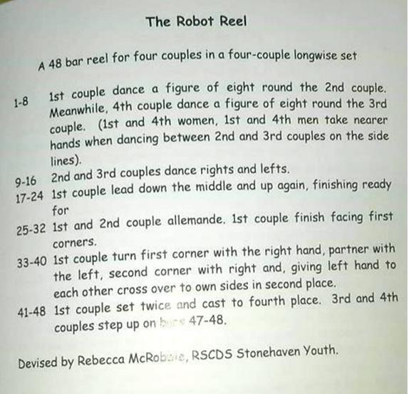 The Robot Reel