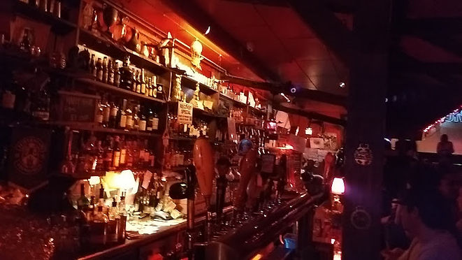 The Castle is a legendary San Francisco bar. Thousands have passed through the doors since it opened in 1959. Some find what they are looking for, others not so lucky. That's what makes a great tavern, real life. You won't find TV's with sports on. We prefer conversation. We try to keep it real.