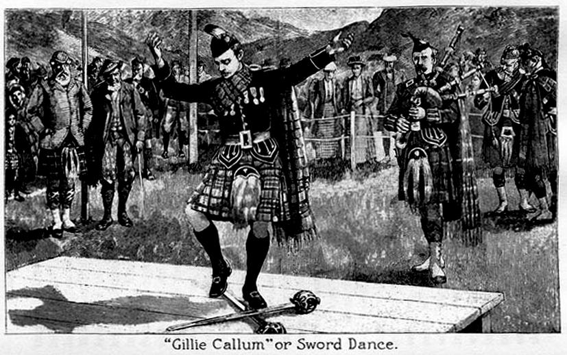 Gillie Callum