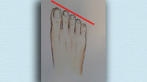 The Egyptian Foot