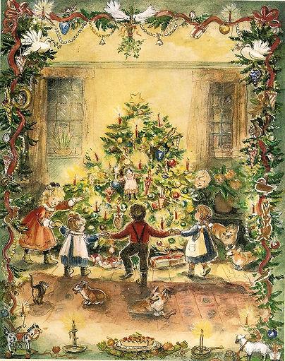 The Christmas Tree Jig