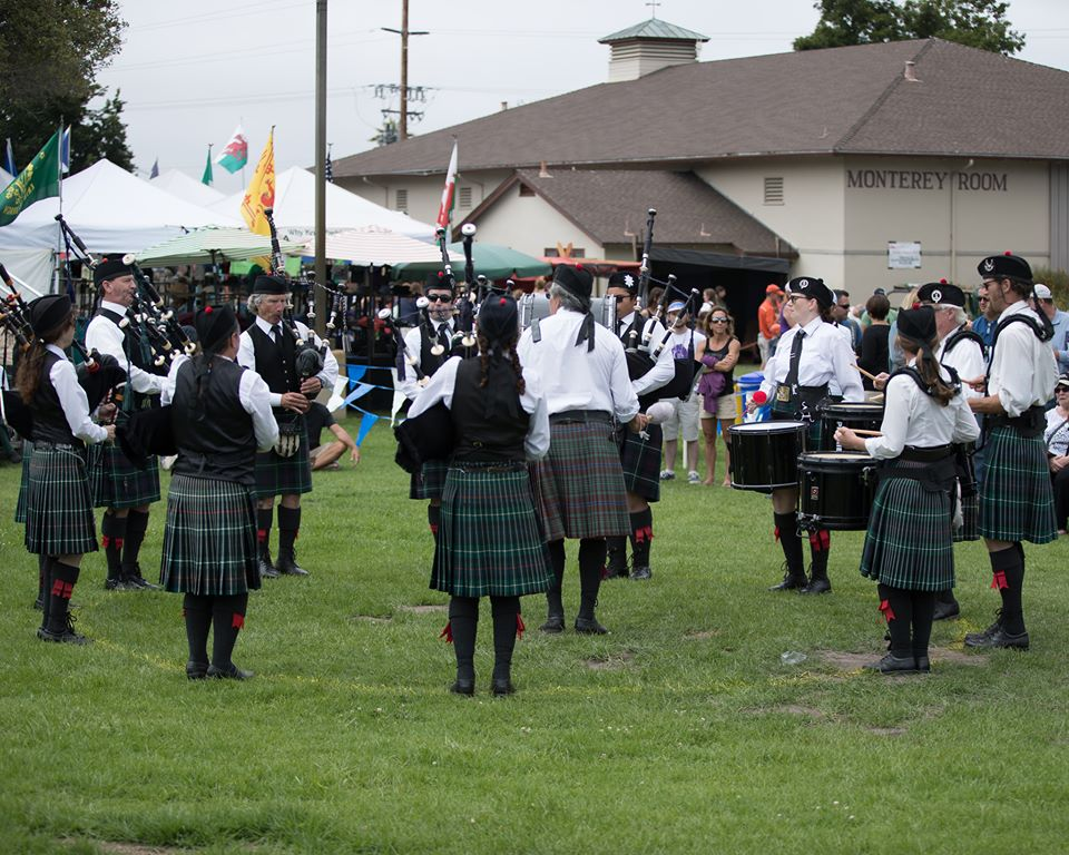 Monterey Bay Pipe Band