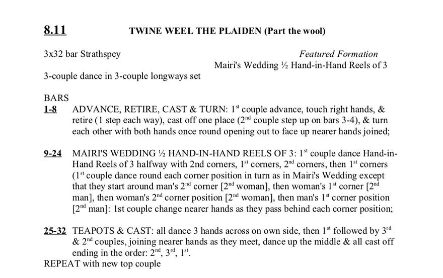 Twine Weel the Plaiden