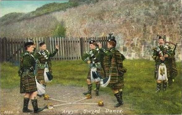 Argyll Sword Dance