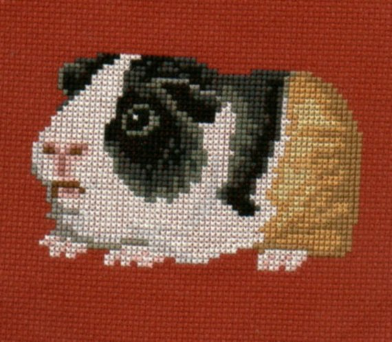 Calico Cross Stitch