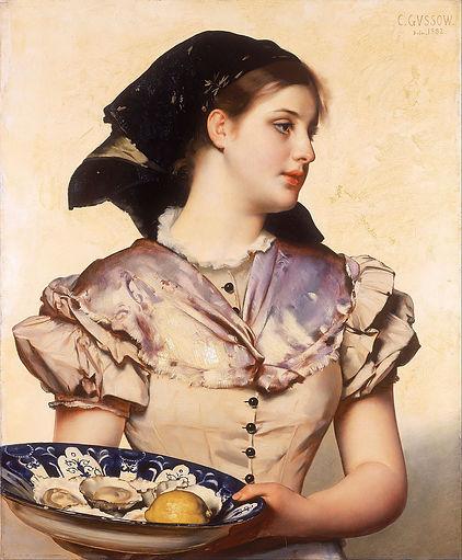 Oyster Girl