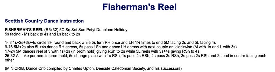 Fisherman's Reel