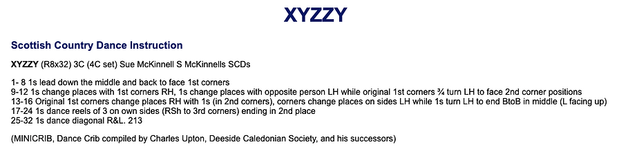 The XYZZY