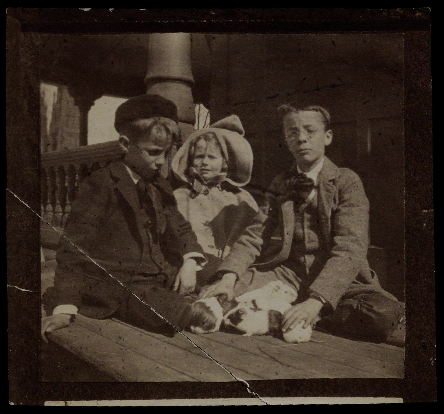 Teddy Roosevelt's Children