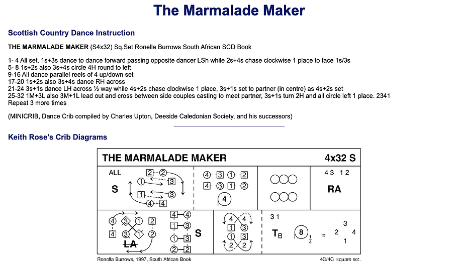 The Marmalade Maker