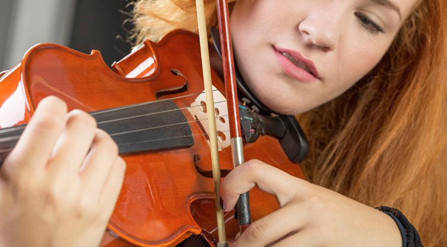 The Left Handed Fiddler