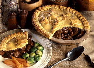 Mr Pye's Steak and Kidney Pie