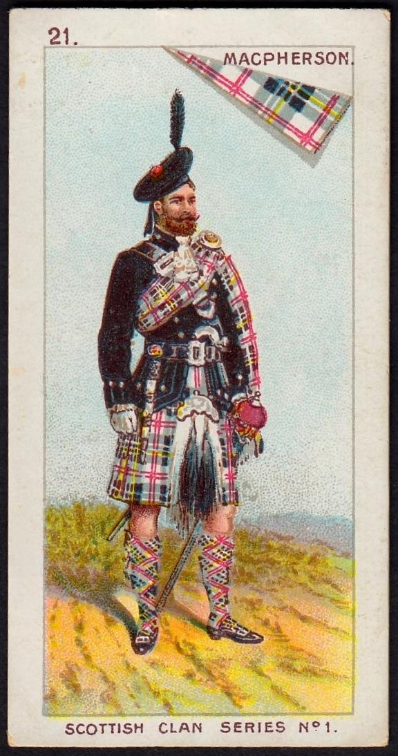 Scottish Clan Series No. 1, #21, 1903