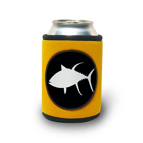 Yellowfin Silhouette