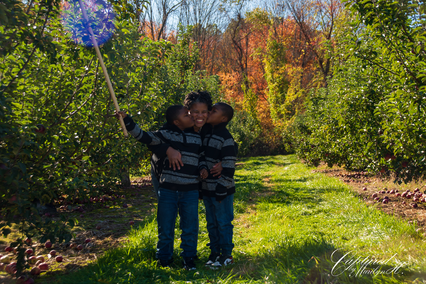 A mother & her boys photo by Captured by Marilyn H Photographer