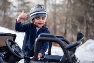 Thumbs up Grandson photo by Captured by Marilyn H Photographer