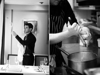 Maison Bleue Joins Host a School Chef