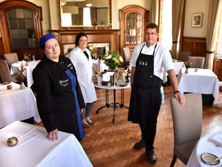 Selby School chef, Jeanette Lee, Cooks Up a Storm at The Grand Hotel and Spa, York