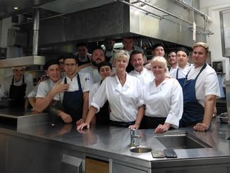 Oxfordshire School Chefs have an 'Amazing Day' at Belmond Le Manoir aux Quat' Saisons