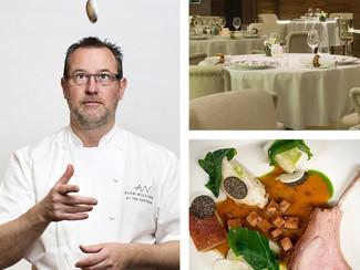 Alyn Williams Hosts a School Chef