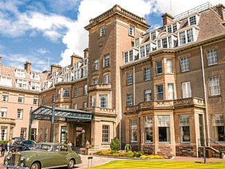 Gleneagles Hotel Joins Host a School Chef