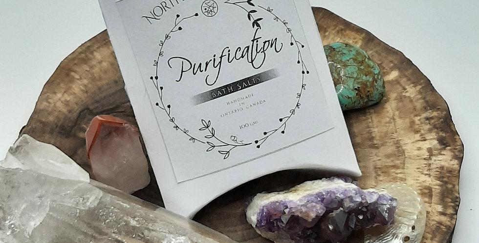 Purification Salt Bath