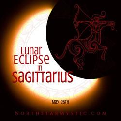 Eclipse in Sagittarius