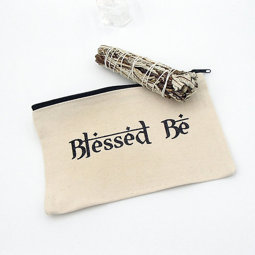 Blessed Be Pouch