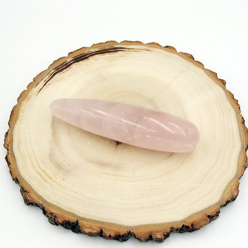 Rose Quartz Healing Wand
