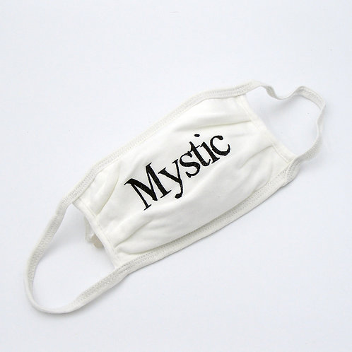 Mystic Face Mask (white)