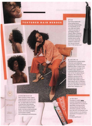 Serving up time saving products -GRAZIA