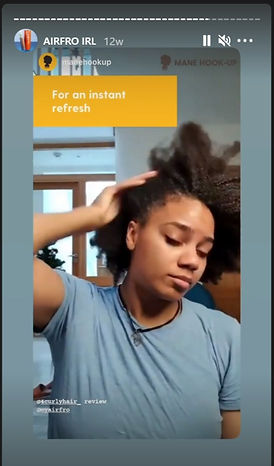 AIRFRO curl Refresh Reviews