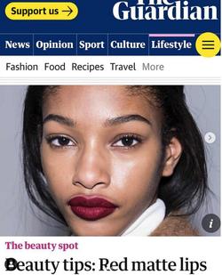 novel beauty the guardian beauty spo