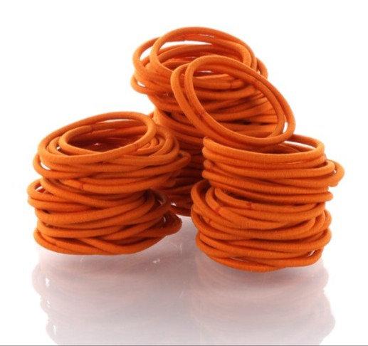 Snag-free seamless hair bands