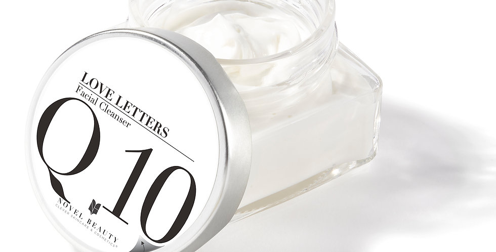 LOVE LETTERS Q10 Facial Cleanser