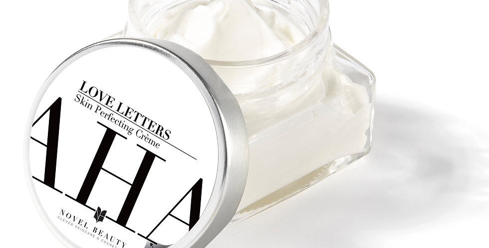 LOVE LETTERS AHA - Skin Perfecting Crëme