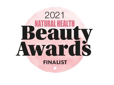 Natural Health Beauty Awards 2021
