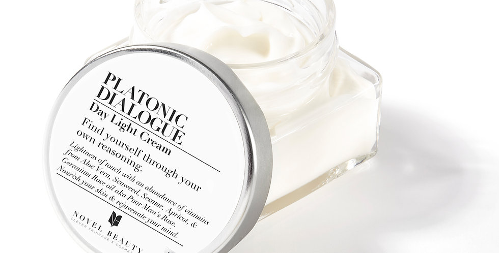 REFILL PLATONIC DIALOGUE | Day Light Cream