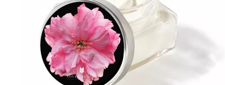 Cherry Blossom  Body Cream