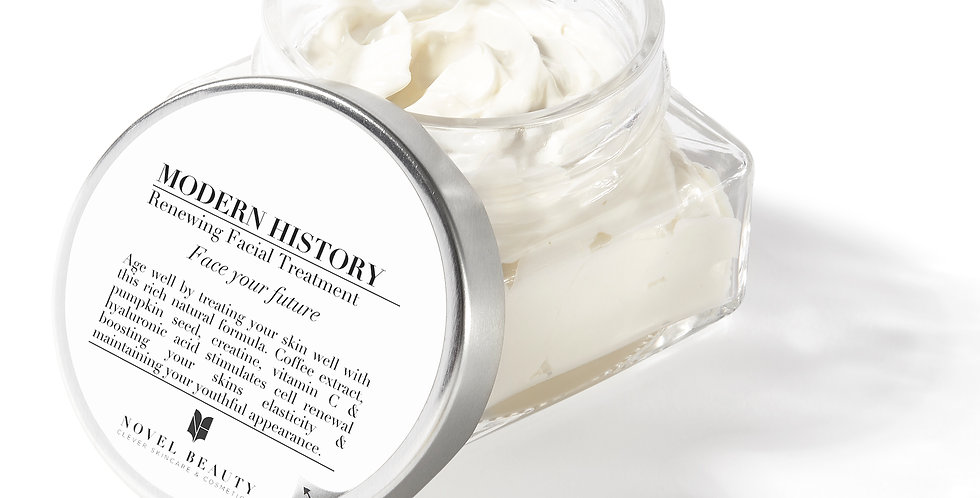 MODERN HISTORY  - Renewing Facial Treatment