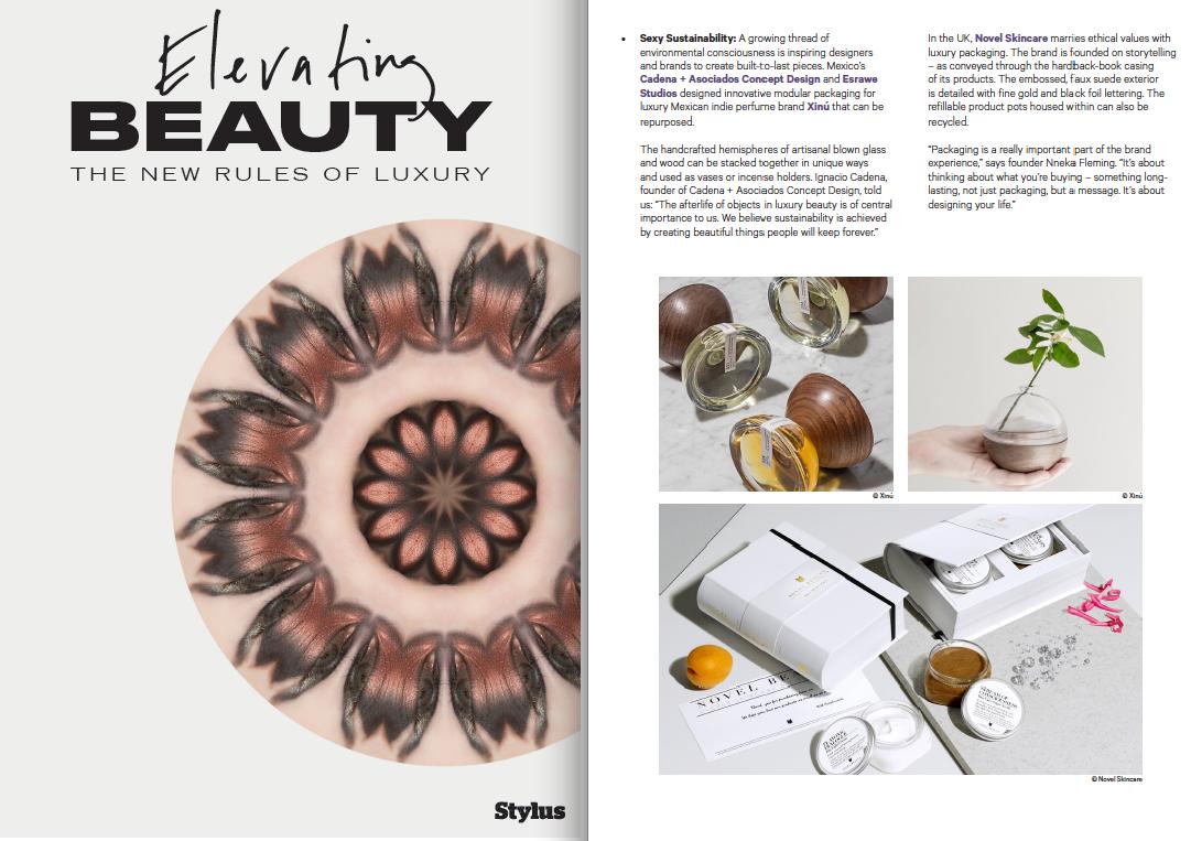 Stylus Evevating Beauty Report 2017